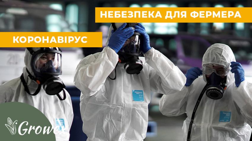 Влияние коронавируса на рынок СЗР в Украине
